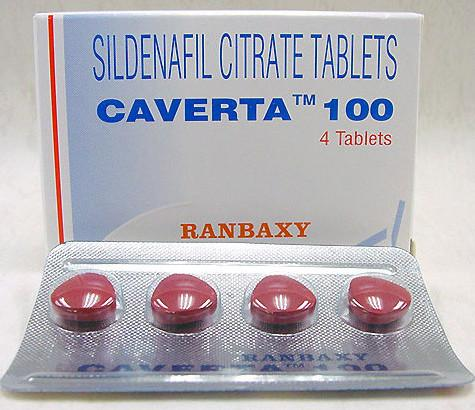 Caverta by Ranbaxy Laboratories Ltd