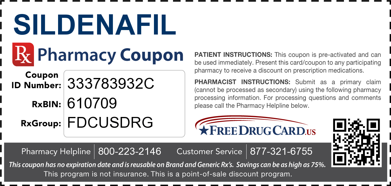 Just One of Many kinds of Pharmacy Coupons available to buyers