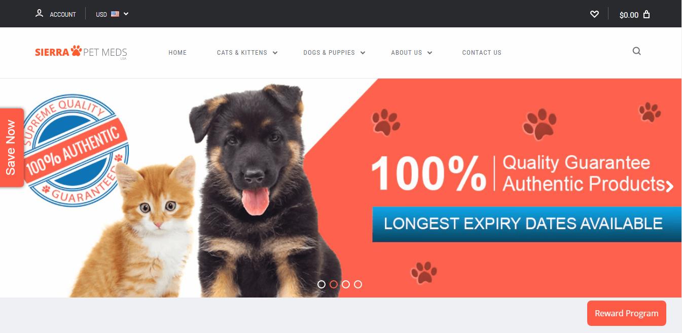 Sierra Pet Meds Reviews