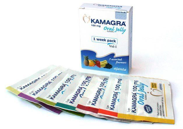 Kamagra by Ajanta Pharma Ltd